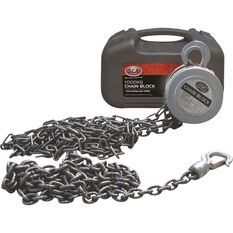 Block & Tackle - 3m Chain, 1000kg, , scanz_hi-res