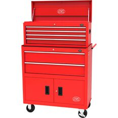 SCA Tool Cabinet Combo 6 Drawer 36 Inch, , scanz_hi-res