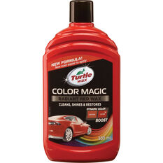 Turtle Wax Color Magic Polish Red- 500mL, , scanz_hi-res