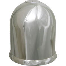 Tow Ball Cover - Chrome Plated, 50mm, , scanz_hi-res
