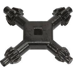 SCA Drill Chuck Key - 4 Way, , scanz_hi-res