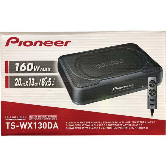 Pioneer Active Slimline Subwoofer - TS-WX130DA, , scanz_hi-res