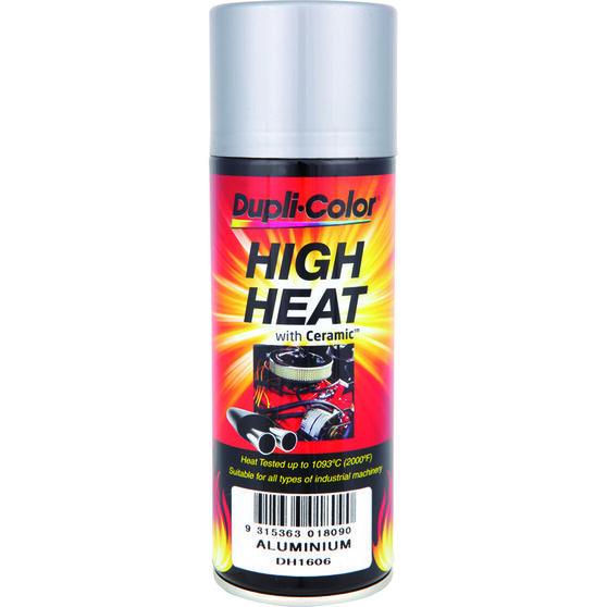 Dupli-Color High Heat Aerosol Paint Aluminium 340g, , scanz_hi-res