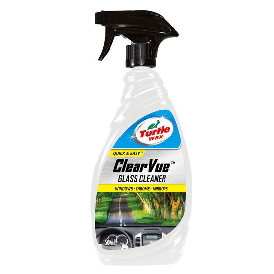 Turtle Wax ClearVue Glass Cleaner 500mL, , scanz_hi-res