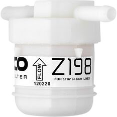 Fuel Filter - Z198, , scanz_hi-res