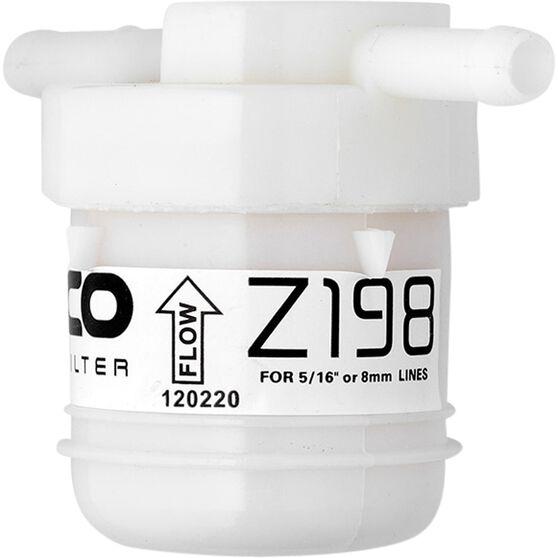 Ryco Fuel Filter - Z198, , scanz_hi-res