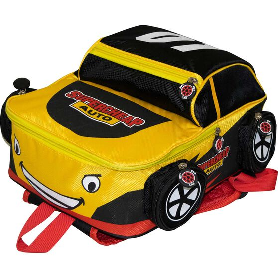 Supercheap Auto Racing Race Car Back Pack, , scanz_hi-res