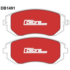 Calibre Disc Brake Pads DB1491CAL, , scanz_hi-res