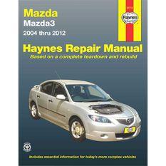 Car Manual For Mazda Mazda3 2004-2012, , scanz_hi-res