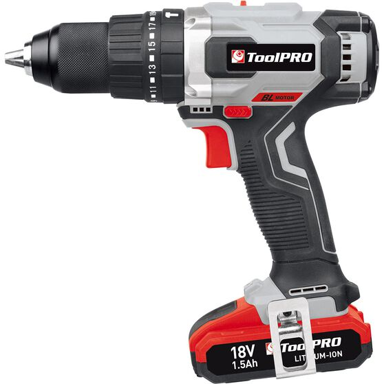 ToolPRO Brushless Hammer Drill - 18V, , scanz_hi-res