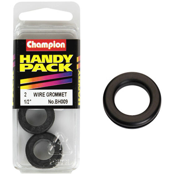 Champion Wiring Grommet - 1 / 2inch, BH009, Handy Pack, , scanz_hi-res