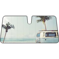 Beach Combi Sunshade - Fashion, Accordion, Front, , scanz_hi-res