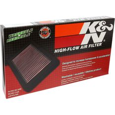 K and N Air Filter - 33-2672 (Interchangeable with A1268), , scanz_hi-res