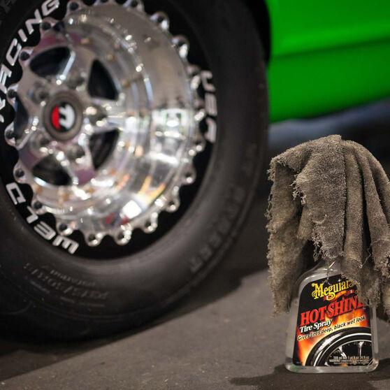 Meguiar's Hot Shine Tyre Spray - 710mL, , scanz_hi-res