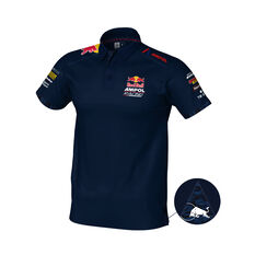 Red Bull Ampol Racing Polo Mens RBAR S, RBAR, scanz_hi-res