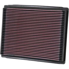 K and N Air Filter - 33-2015 (Interchangeable with A491), , scanz_hi-res