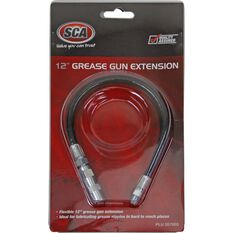 SCA Grease Gun Extension Hose 12inch, , scanz_hi-res