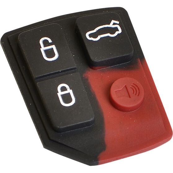 MAP Key Remote Button Replacement - Suits Ford Falcon BA - BF 4 Button, KF114, , scanz_hi-res