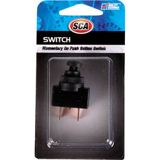 SCA Switch - Momentary On Push, 12mm, , scanz_hi-res