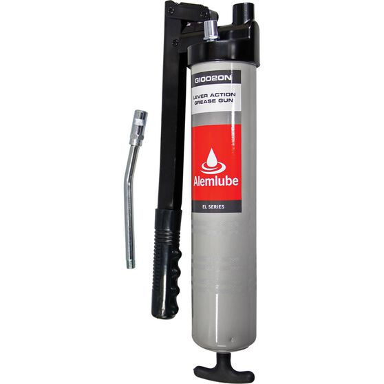 AlemLube Grease Gun, Lever - 450g, , scanz_hi-res