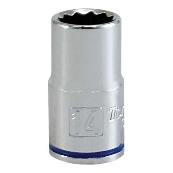 Single Socket - 1/2 Drive, 14mm, , scanz_hi-res