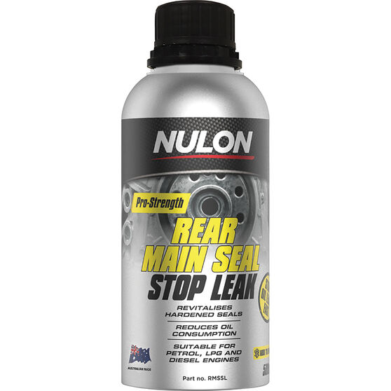 Nulon Pro Strength Rear Main Seal Stop Leak 500mL, , scanz_hi-res