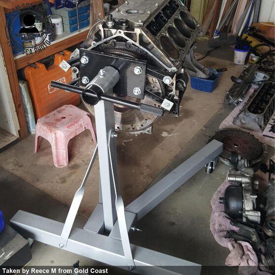 SCA Engine Stand - 560kg, , scanz_hi-res