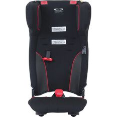 Ezy Move Booster Seat - Black/Red, , scanz_hi-res