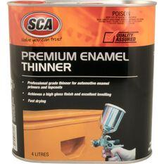 Premium Enamel Thinner - 4 Litre, , scanz_hi-res