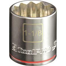 "ToolPRO Single Socket 1/2"" Drive 1-1/8"", , scanz_hi-res"