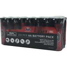 SCA Heavy Duty Alkaline AA Batteries - 24 Pack, , scanz_hi-res