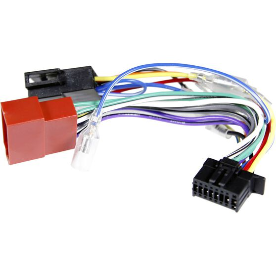 Aerpro Wiring Harness - suit JVC Head Units, APP8JVC5, , scanz_hi-res