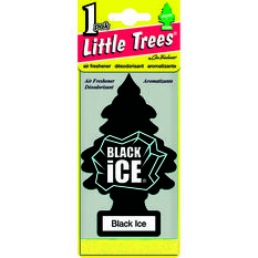Little Trees Air Freshener - Black Ice, , scanz_hi-res
