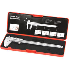 ToolPRO Caliper Vernier - Metal, 150mm, , scanz_hi-res