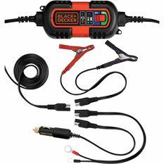 Black & Decker Battery Charger - 6V / 12V, 1.2 Amp, , scanz_hi-res
