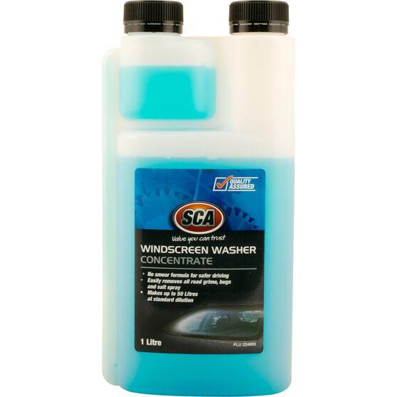 SCA Windscreen Wash Concentrate - 1 Litre, , scanz_hi-res