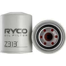 Ryco Oil Filter Z313, , scanz_hi-res