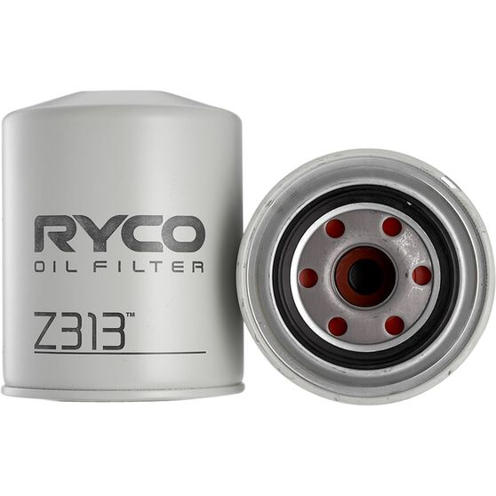 Ryco Oil Filter - Z313, , scanz_hi-res