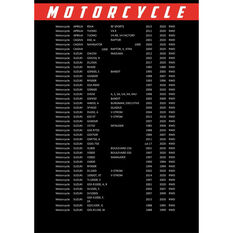 Race Performance Motorcycle Oil Filter RP138, , scanz_hi-res