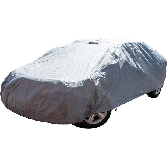 Coverall Waterproof Car Cover Gold Protection -  Suits Large Vehicles, , scanz_hi-res
