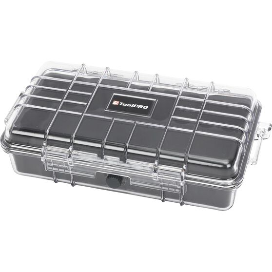 ToolPRO Hardcase Organiser Clear - Large, , scanz_hi-res
