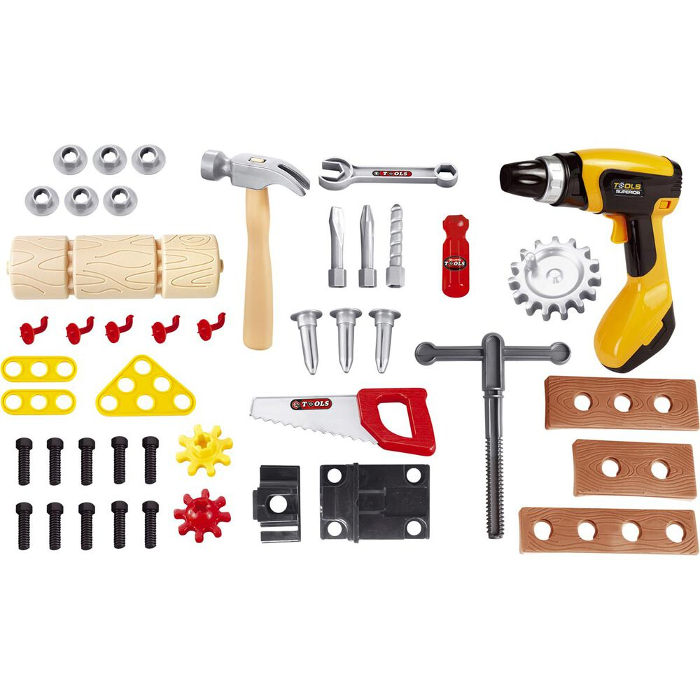 Kids Workbench with tools set | Supercheap Auto New Zealand
