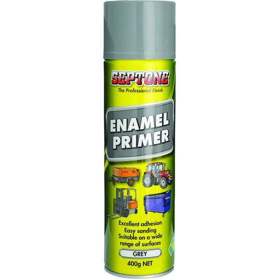 Septone Enamel Grey Primer 400g, , scanz_hi-res