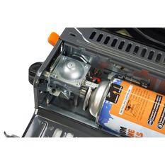 Ridge Ryder Butane Stove - Single Burner, Dual Safety Cut Off, , scanz_hi-res