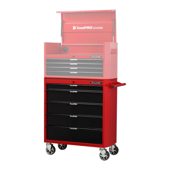 ToolPRO Edge Series Tool Cabinet, 5 Drawer - 36 inch, , scanz_hi-res