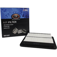 SCA Air Filter SCE1527 (Interchangeable with A1527), , scanz_hi-res