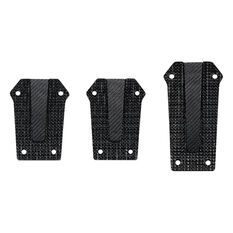 Wildcat Pedal Pads Manual Black, , scanz_hi-res