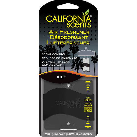 California Scents Air Freshener - Ice, , scanz_hi-res