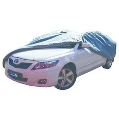 Car Cover - Gold Protection, Waterproof, Suits Large Vehicles, , scanz_hi-res