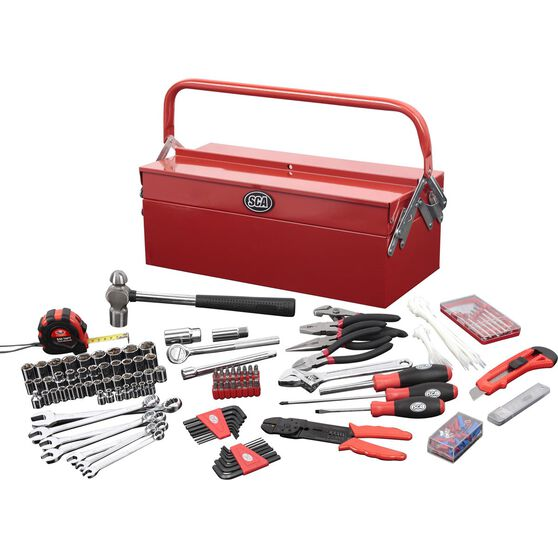 SCA Cantilever Tool Kit - 241 Pieces, , scanz_hi-res